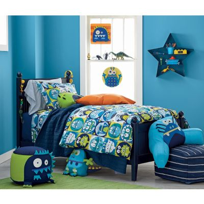 Monster Bedding Collection