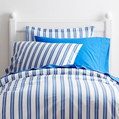 Cody Stripe Percale Bedding