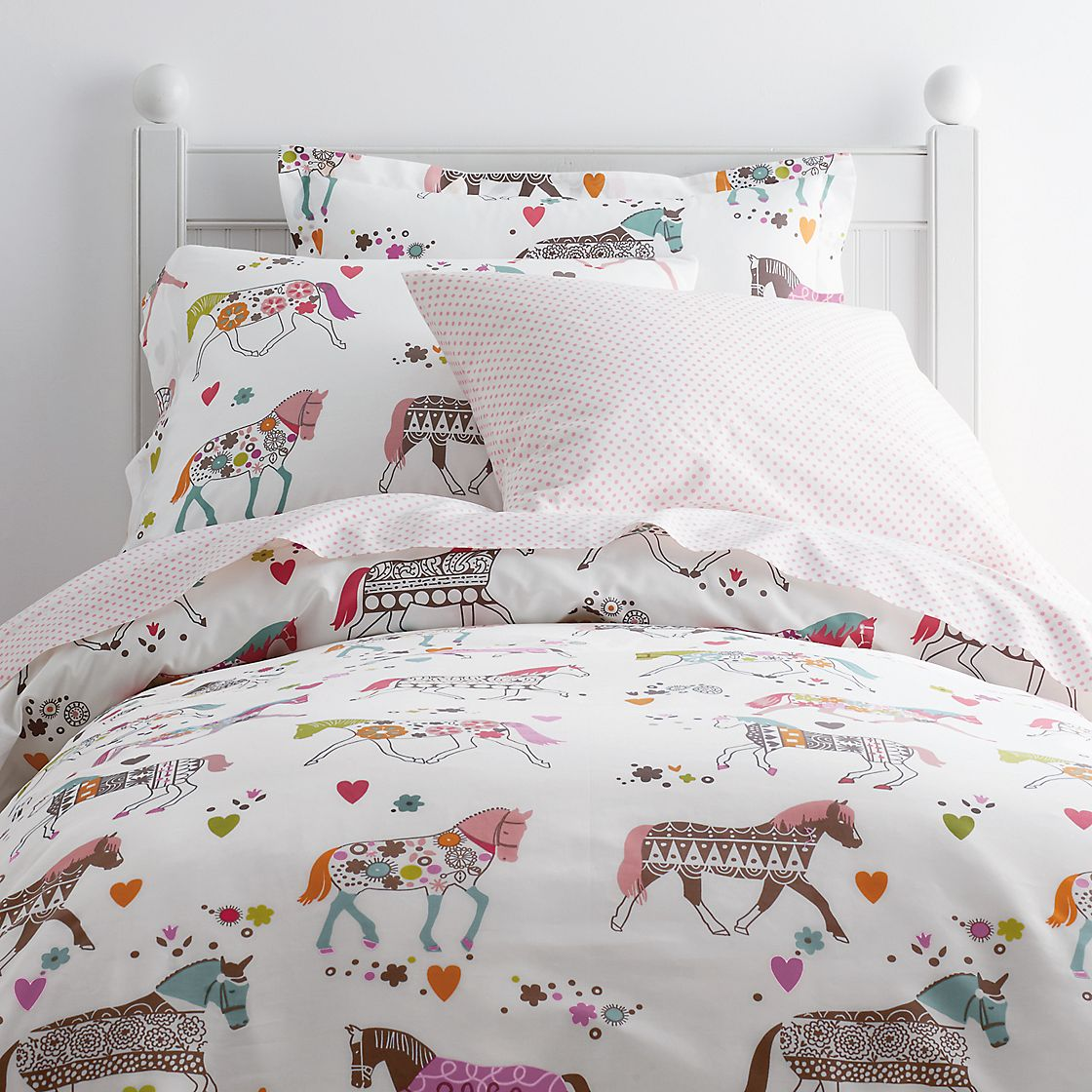 Carousel Percale Sheets Amp Bedding Set Company Kids