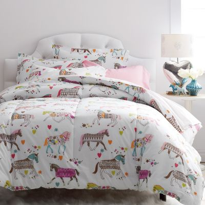 Carousel Horse Twin Bedding