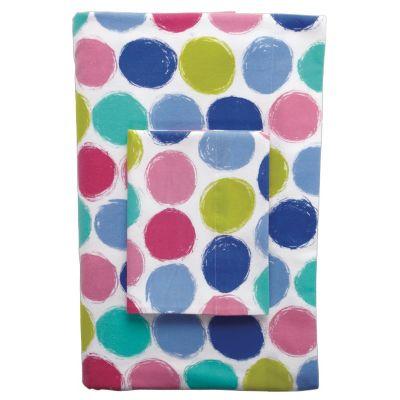 Dot Dot Dot Kids Flannel Sheets Amp Bedding Set Company Kids