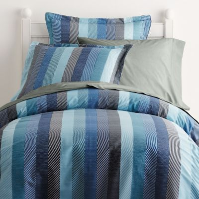 Caden Stripe Bedding