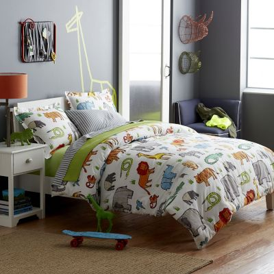 Zoology Percale Comforter