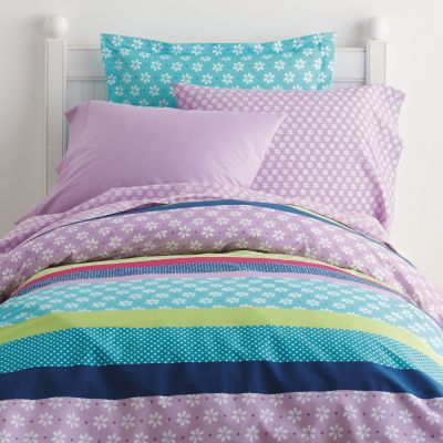 Flowers & Dots Bedding