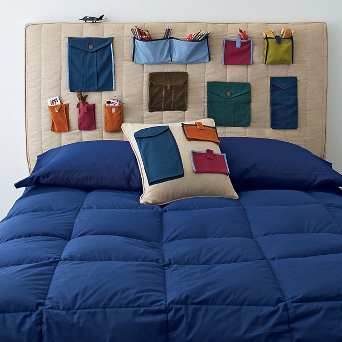 Headboard covers for kids beds company kids for Headboard cover ideas