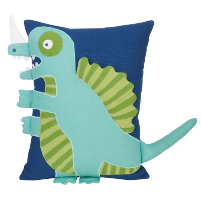 Dino-Mite Shaped Pillow