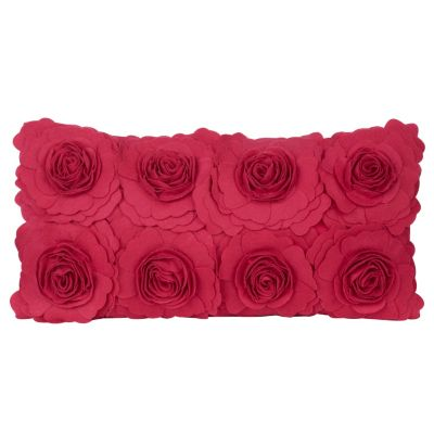 Flower Decorative Pillow
