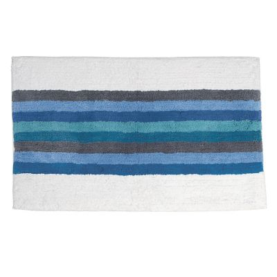 Crew Stripe Bath Rug