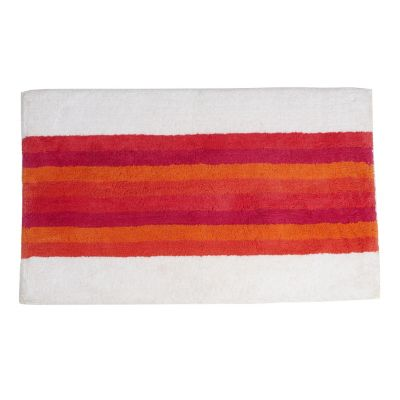 Candy Stripe Bath Rug