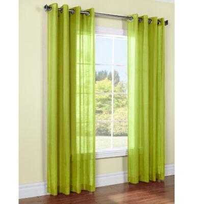Zoe Grommet Window Panels
