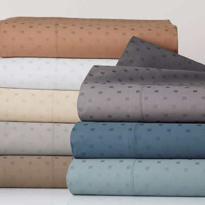Legends® Luxury 500 Count Dot Sateen Bedding