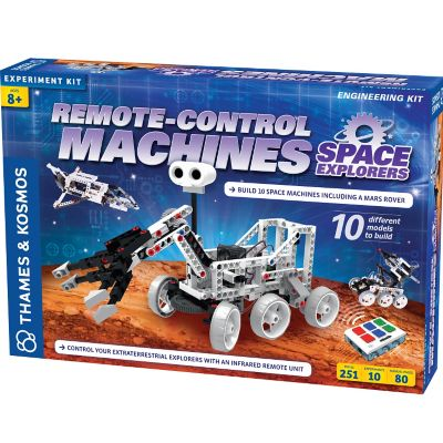 Thames & Kosmos Remote Control Machines Space Explorers