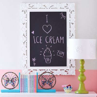 Zoe Chalkboard