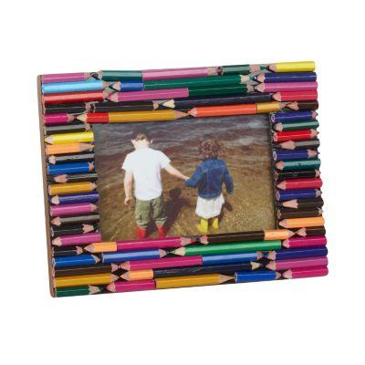 Multi Pencil Photo Frame