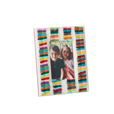 Multi Felt Picture Frame