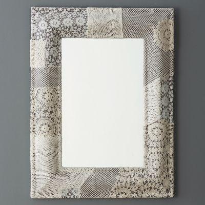 Kayla Crochet Mirror