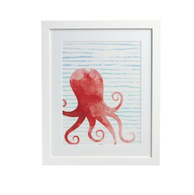 Sea Life Wall Art Collection – Octopus