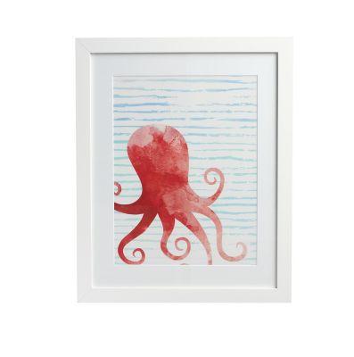 Sea Life Wall Art Collection – Octopus