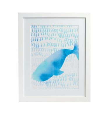 Sea Life Wall Art Collection – Whale