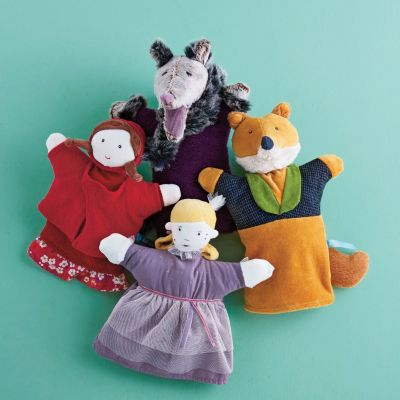 Les Marionnettes Puppet by Moulin Roty
