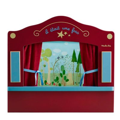 Le Petit Puppet Theatre by Moulin Roty