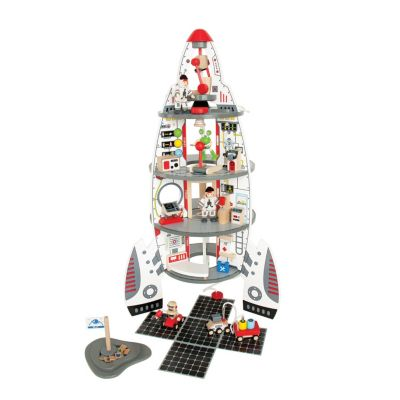 Discovery Space Center by Hape