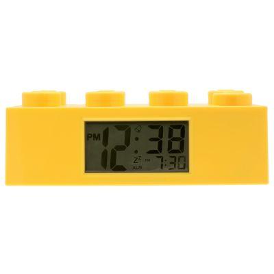 LEGO® Brick Yellow Alarm Clock