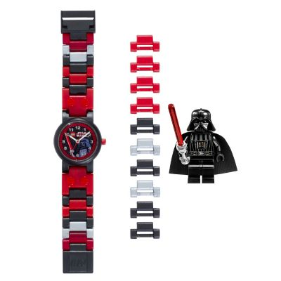 LEGO® Star Wars Watch with Minifigure- Darth Vader
