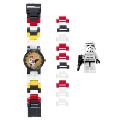 LEGO® Star Wars Watch with Minifigure- Storm Trooper