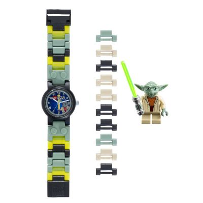 LEGO® Star Wars Watch with Minifigure- Yoda