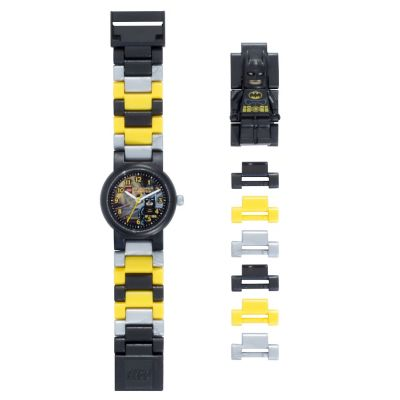 LEGO® Watch with Minifigure Link - Batman™