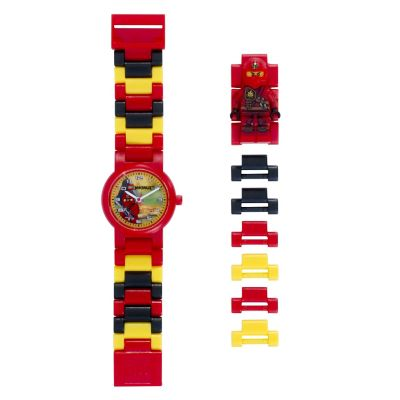 LEGO® Watch with Minifigure Link - Ninjago Jungle Kai
