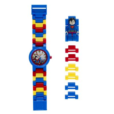 LEGO® Watch with Minifigure Link - Superman™