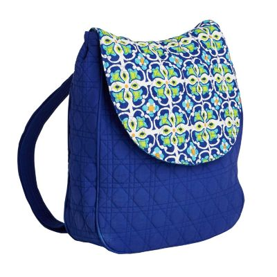Girls' Boho Saddle Backpack