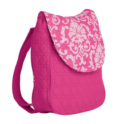 Girls' Damask Saddle Backpack