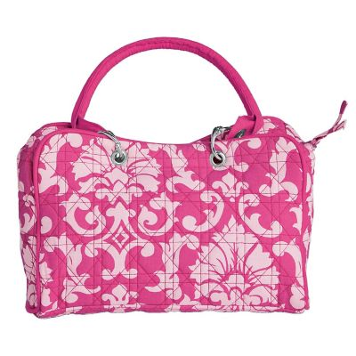 Girls' Damask Activity Purse
