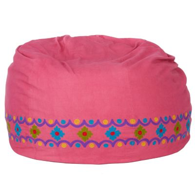 Embroidered Beanbag Cover