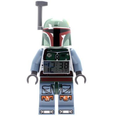 LEGO® STAR WARS™ Alarm Clock - Boba Fett™