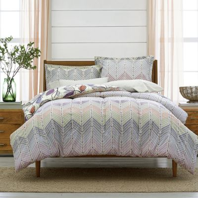 LoftHome by The Company Store® Lyric Chevron Bedding