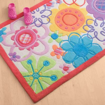 Cute Rugs For Kids Colorful Kids Rooms