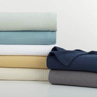 Organic Cotton Blanket & Throw