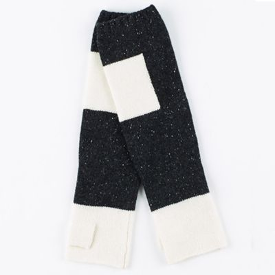 Echo Cashmere Colorblock Gloves