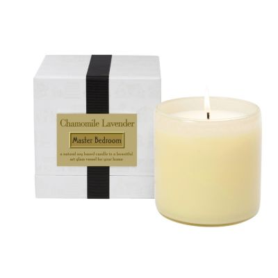 Lafco House & Home Master Bedroom Candle