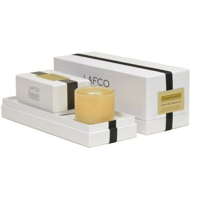 Lafco House & Home Bedroom Mini Candle & Soap Set
