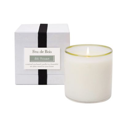 Lafco House & Home Ski House Candle