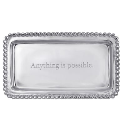 Mariposa Anything Is Possible Tray