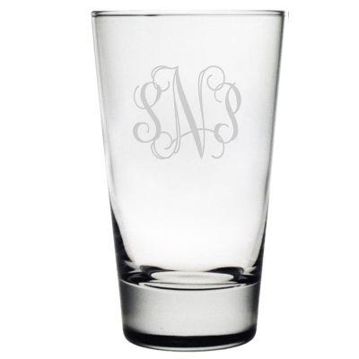 Engravable Highball Glasses, Set of 4
