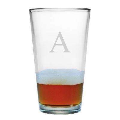 Engravable Pint Glasses, Set of 4