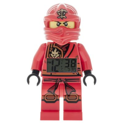 LEGO® Alarm Clock - Ninjago Jungle Kai