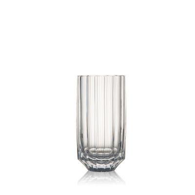 Rogaska Bond Highball Glasses, Set of 2